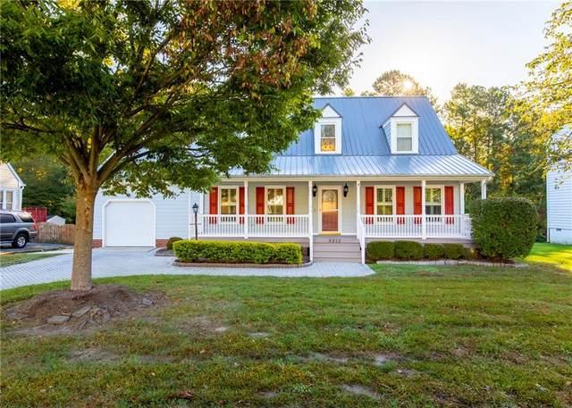 9312 Crystal Brook Terrace, Glen Allen, VA 23060 (MLS #2132127) :: Small & Associates