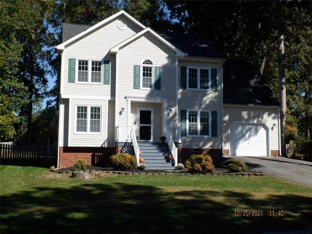 3130 Ramsey Drive, Chester, VA 23831 (MLS #2132128) :: Village Concepts Realty Group