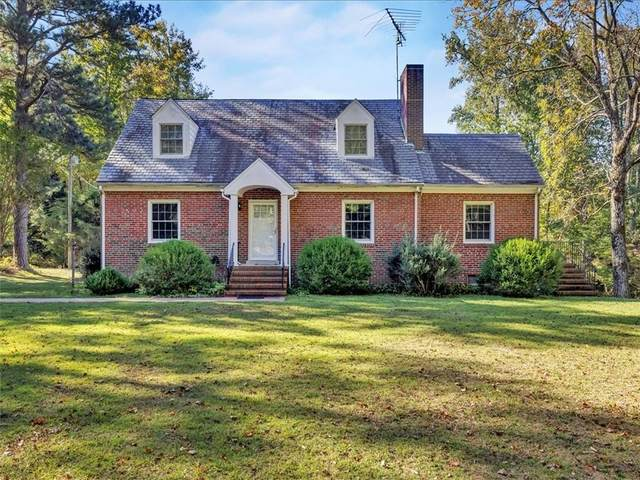 4456 W River Road, Aylett, VA 23009 (MLS #2132136) :: Treehouse Realty VA