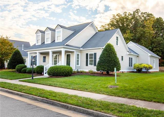 2105 Old Homestead Place, Powhatan, VA 23139 (MLS #2132190) :: The RVA Group Realty