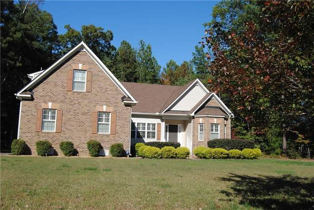 300 Carter Forest Drive, Ashland, VA 23005 (MLS #2132192) :: Small & Associates