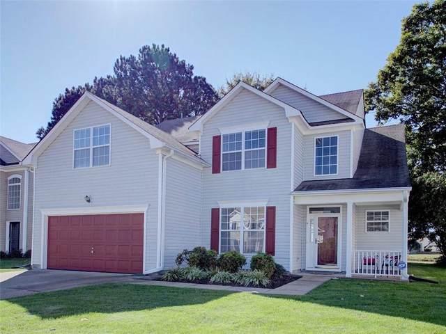 924 Hanson Drive, Newport News, VA 23602 (MLS #2132212) :: Treehouse Realty VA