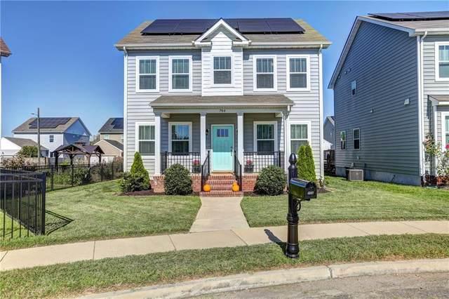 704 Louisiana Street, Richmond, VA 23231 (MLS #2132221) :: Small & Associates