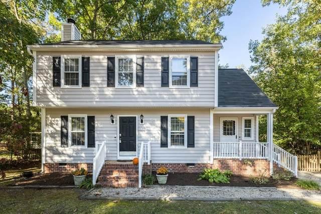 9818 St Pages Lane, Henrico, VA 23233 (MLS #2132224) :: Small & Associates