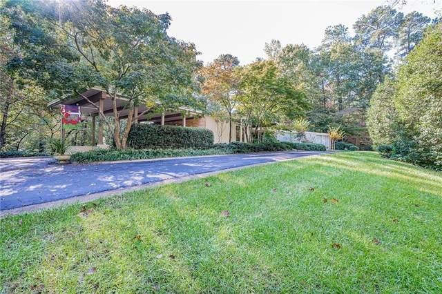 1200 Woodland Road, Petersburg, VA 23805 (MLS #2132230) :: Small & Associates