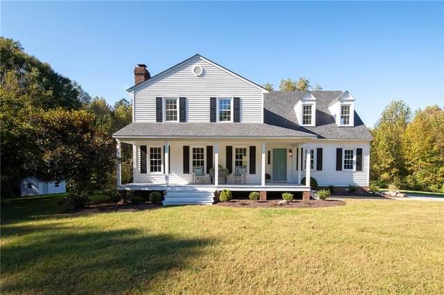 15507 Woodman Hall Road, Montpelier, VA 23192 (MLS #2132233) :: Small & Associates