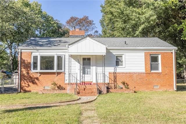 5306 Coxson Road, Richmond, VA 23231 (MLS #2132234) :: Treehouse Realty VA