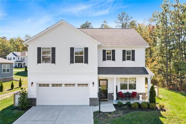 11807 Longtown Drive, Midlothian, VA 23112 (MLS #2132257) :: Small & Associates