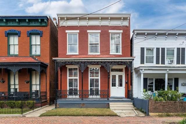 420 W Clay Street, Richmond, VA 23220 (MLS #2132270) :: Small & Associates