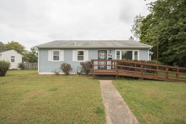 102 E Gray Street, Sandston, VA 23150 (MLS #2132305) :: Treehouse Realty VA