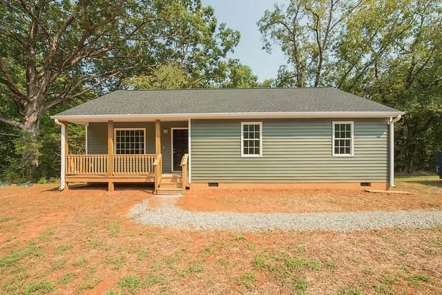 Lot 12 Bonbrook Creek Road, Cumberland, VA 23040 (MLS #2132335) :: Treehouse Realty VA