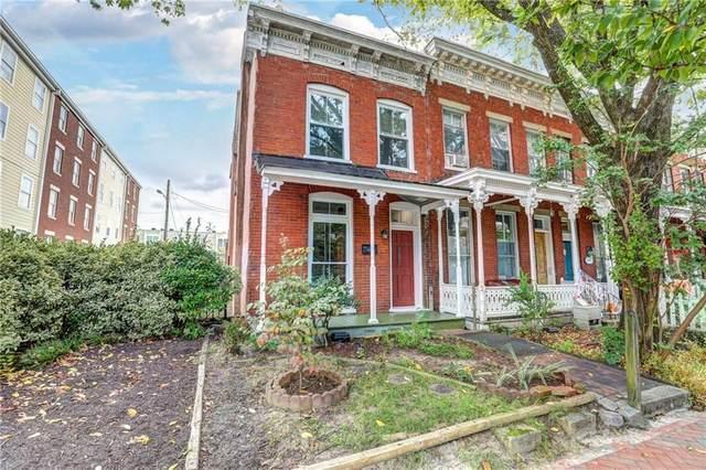101 1/2 S Pine Street, Richmond, VA 23220 (MLS #2132345) :: Small & Associates