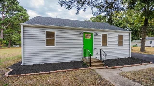 6209 Strathmore Road, North Chesterfield, VA 23234 (MLS #2132359) :: Small & Associates