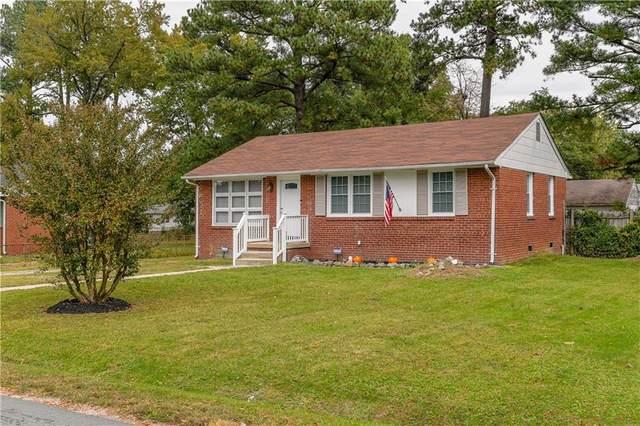 9709 Stockbridge Drive, Henrico, VA 23228 (MLS #2132368) :: Treehouse Realty VA
