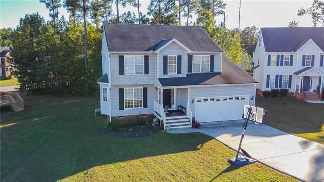 6407 Lake Caroline Court, Chesterfield, VA 23832 (MLS #2132372) :: The RVA Group Realty