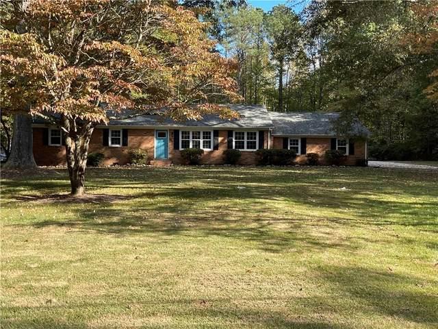 5211 N Courthouse Road, New Kent, VA 23124 (MLS #2132377) :: Treehouse Realty VA
