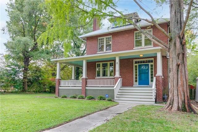 3606 Hawthorne Avenue, Richmond, VA 23222 (MLS #2132388) :: Small & Associates
