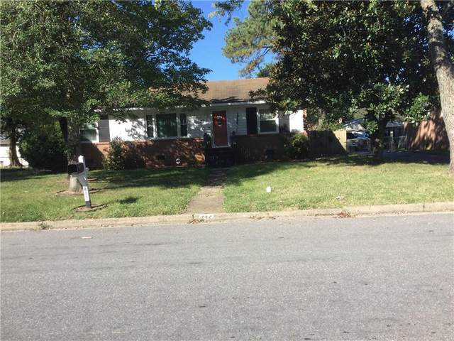 816 SE Faye Street, Richmond, VA 23225 (MLS #2132389) :: The Redux Group