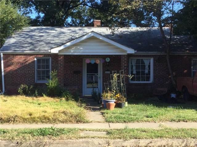 5029 SE Clarence Street, Richmond, VA 23225 (MLS #2132394) :: The Redux Group