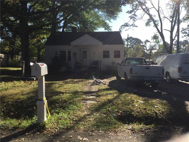 907 SE Bradley Lane, Richmond, VA 23225 (MLS #2132395) :: The Redux Group