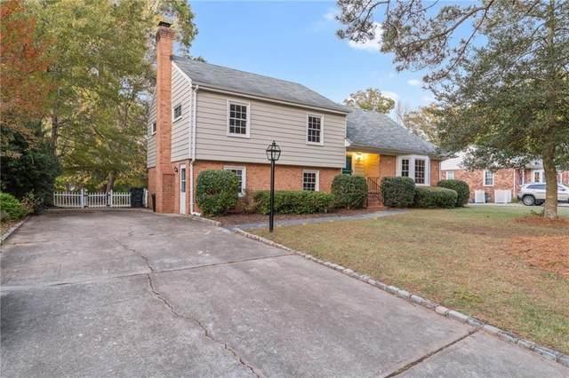11412 Homestead Lane, Henrico, VA 23238 (MLS #2132396) :: Small & Associates