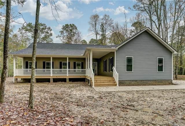 0 Crumps Mill Road, Quinton, VA 23141 (MLS #2132406) :: Treehouse Realty VA