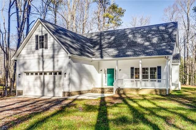 5.22 Crumps Mill Road, Quinton, VA 23141 (MLS #2132445) :: Treehouse Realty VA