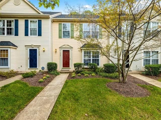 10727 Mountain Ash Drive #10727, Glen Allen, VA 23060 (#2132461) :: The Bell Tower Real Estate Team