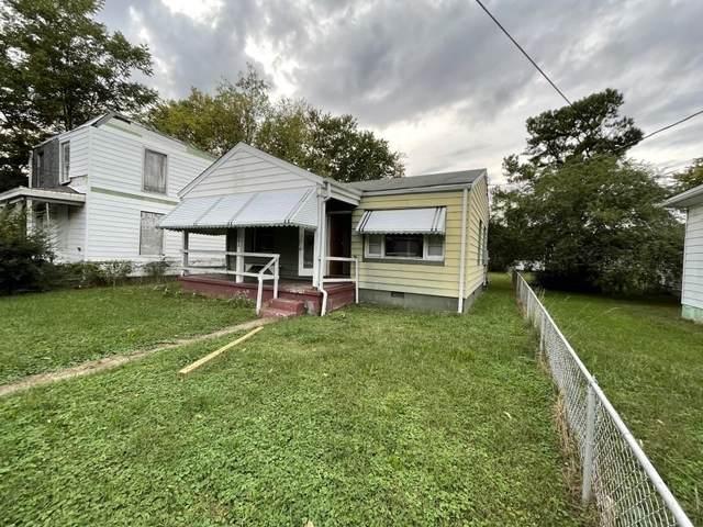 1700 N 28th Street, Richmond, VA 23223 (MLS #2132481) :: The Redux Group