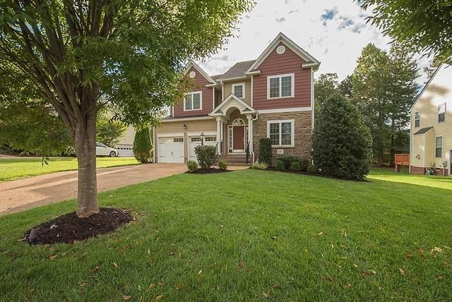 6105 Stone Bluff Drive, Glen Allen, VA 23060 (MLS #2132521) :: Village Concepts Realty Group