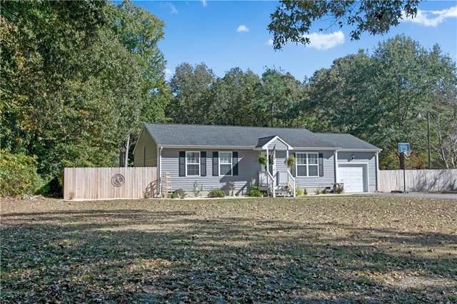 7989 Pinetta Road, Gloucester, VA 23061 (#2132578) :: Abbitt Realty Co.