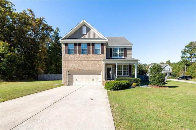 107 Tralee Drive, Chester, VA 23836 (MLS #2132588) :: The Redux Group