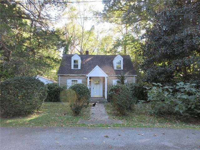 58 Ripley Street, Newport News, VA 23603 (#2132618) :: Abbitt Realty Co.