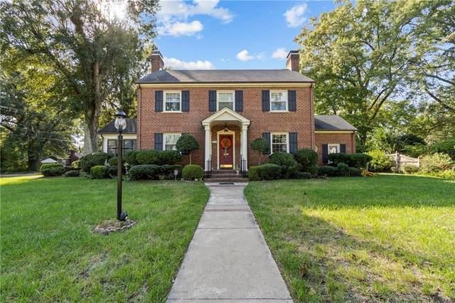 1860 Westover Avenue, Petersburg, VA 23805 (MLS #2132639) :: Small & Associates
