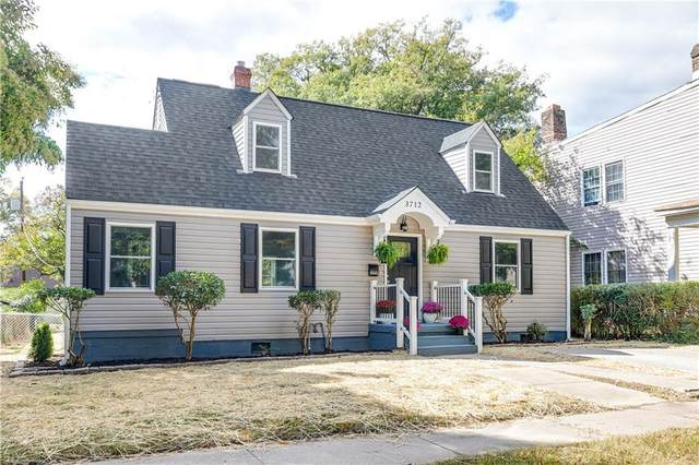 3712 North Avenue, Richmond, VA 23222 (#2132657) :: The Bell Tower Real Estate Team