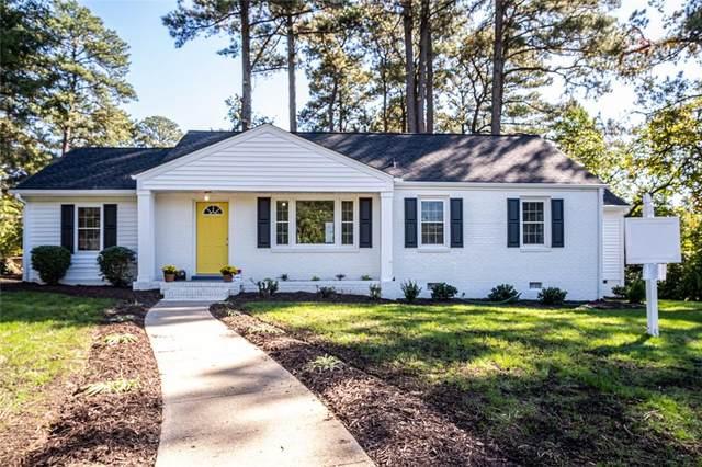 1001 Roxbury Road, Glen Allen, VA 23226 (MLS #2132665) :: Village Concepts Realty Group