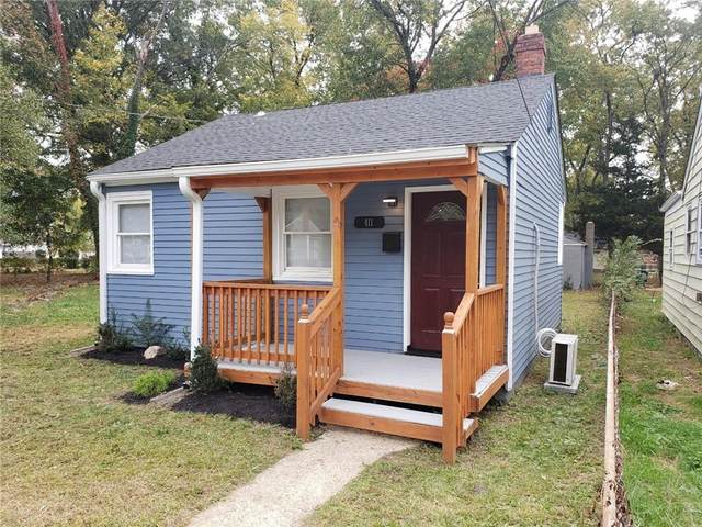 411 Hunt Avenue, Richmond, VA 23222 (MLS #2132715) :: Small & Associates
