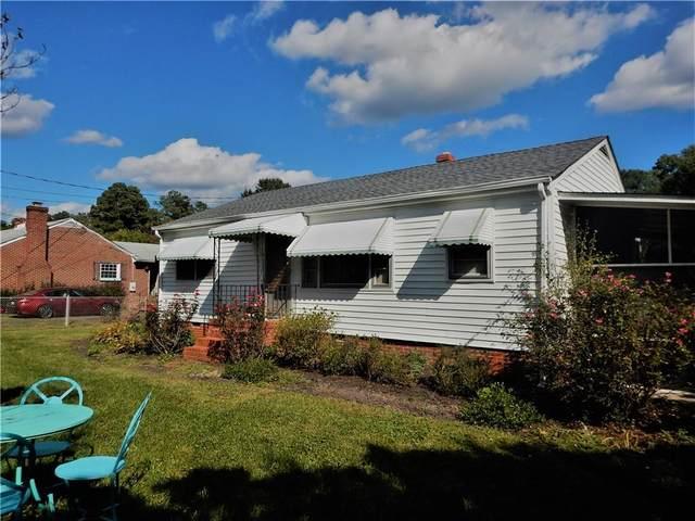 8412 Dell Ray Drive, Mechanicsville, VA 23116 (MLS #2132717) :: Small & Associates