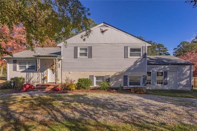 545 Oak Hill Road, Petersburg, VA 23805 (MLS #2132738) :: Small & Associates