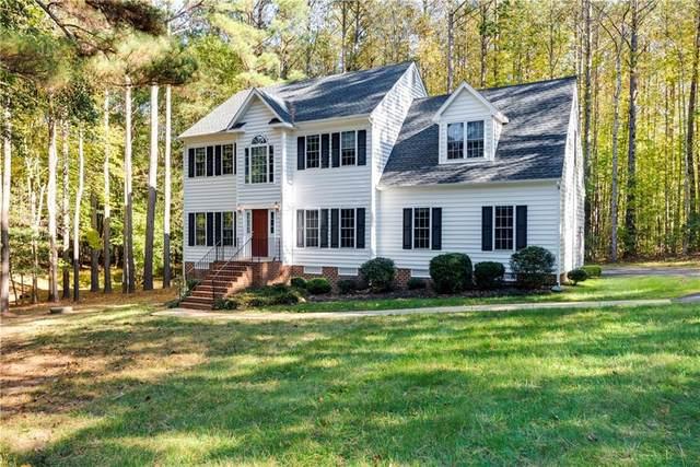 8607 Brechin Lane, Chesterfield, VA 23838 (MLS #2132834) :: Small & Associates