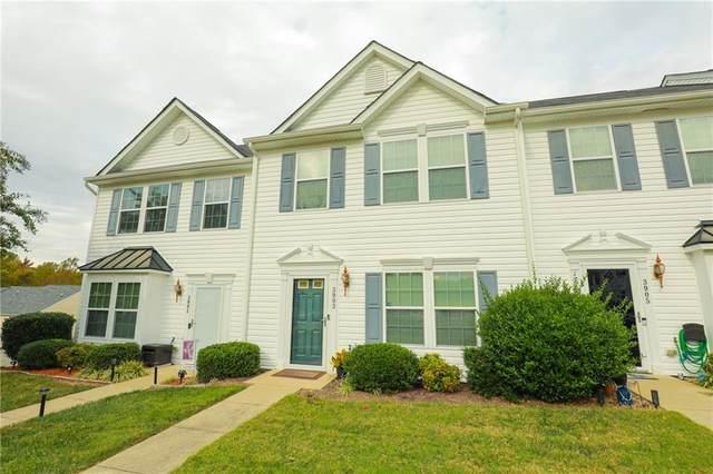 3903 Beethoven Court, Chesterfield, VA 23234 (MLS #2132860) :: Small & Associates