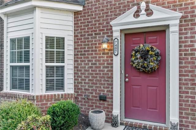 7407 Pebble Lake Drive, Mechanicsville, VA 23111 (MLS #2132887) :: Small & Associates