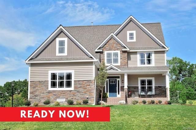 10912 Bellshire Ridge, North Chesterfield, VA 23236 (MLS #1740248) :: EXIT First Realty
