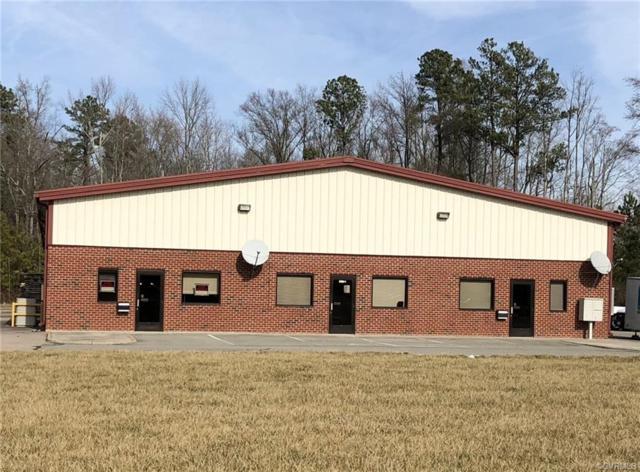 112 Commerce Park Drive, Aylett, VA 23106 (MLS #1804983) :: EXIT First Realty