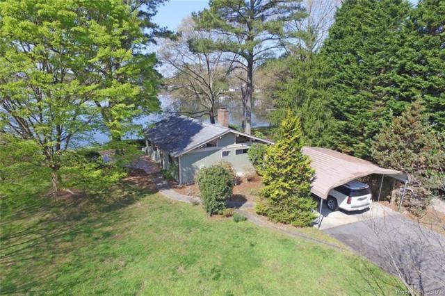 503 Pocahontas Road, Kilmarnock, VA 22482 (#1814064) :: Abbitt Realty Co.