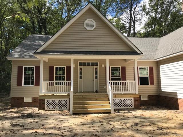 525 Whiting Creek Drive, Locust Hill, VA 23092 (#1815268) :: Abbitt Realty Co.