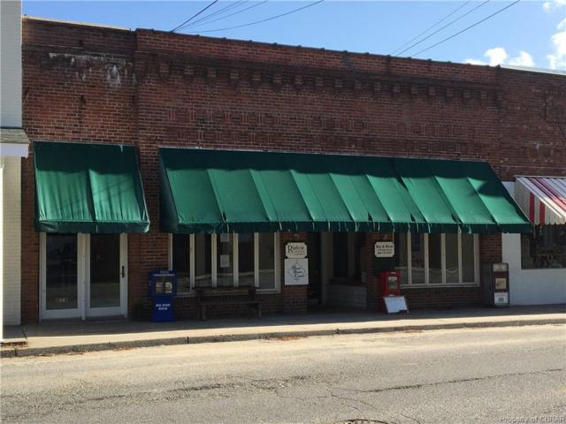 24 Church Street, Mathews, VA 23109 (MLS #1816328) :: EXIT First Realty