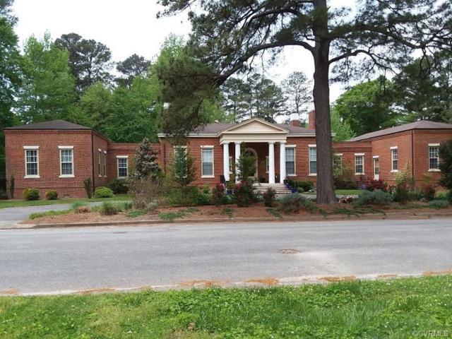 2016 Cumberland Avenue, Petersburg, VA 23805 (#1816503) :: Abbitt Realty Co.
