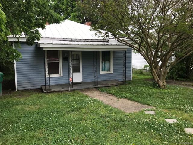 140 Spring Street, Petersburg, VA 23803 (MLS #1817847) :: Small & Associates