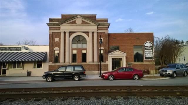 104 N Railroad Avenue, Ashland, VA 23005 (#1820450) :: Abbitt Realty Co.